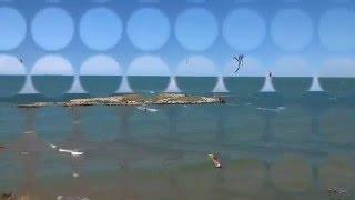 SPOT Capo Vieste Isola Chianca kite windsurf gargano