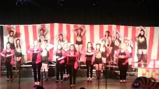 delta zeta nmsu 2013 greek sing