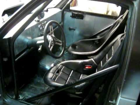 V8 S10 Rollcage 8 Point Youtube