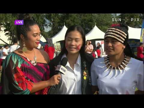 2018 Polyfest LIVE: St Cuthbert's Samoan Group
