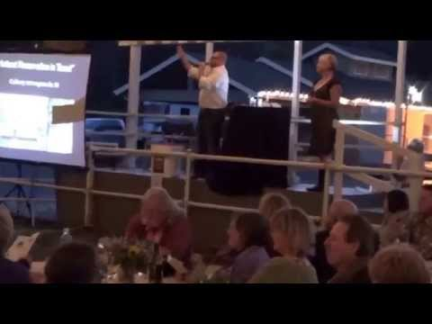 Horse Rescue Fundraising Auction in Napa Valley California