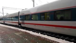 ЭП20 004 с поездом РЖД Тальго(, 2015-02-19T09:37:44.000Z)