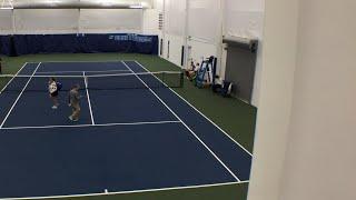 Women's Tennis vs Lipscomb (Singles Court 3)