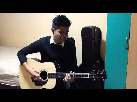 Jealous - Nick Jonas (Cover by Brendon Chua)