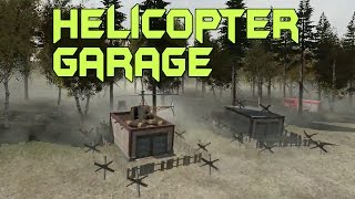 Dayz Origins - Helicopter Garage