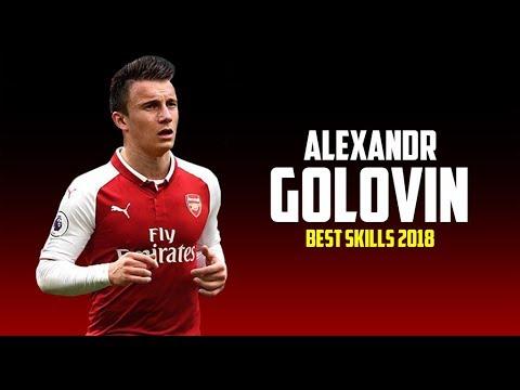 Alexandr Golovin ● The Best Russian Talent ● 2018