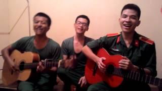 Anh Về Rồi Nè - Guitar Cover phiên bản lính