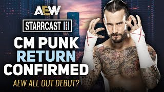 CM PUNK RETURN CONFIRMED!! | Will CM Punk Debut At AEW All Out? (Facecam)