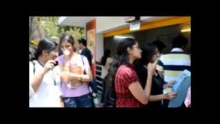 Freeze Mob at PES Institute of Technology | Aatmatrisha promo