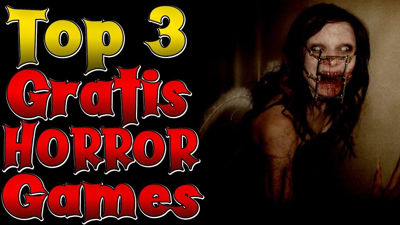 Die Besten Horror Games