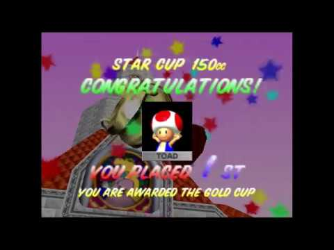 Toad - I'm The Best (Mario Kart 64) - YouTube