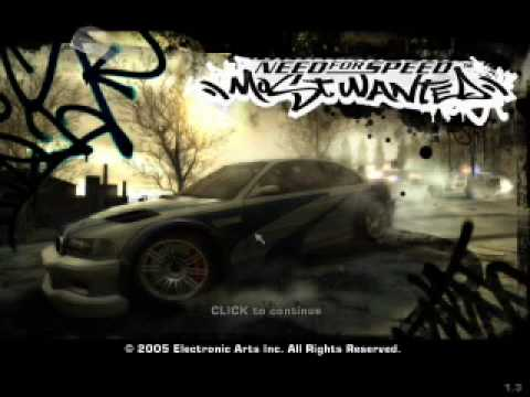 How To Enter Cheat Codes On Need For Speed Most Wanted Pc Youtube
