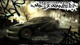 Repeat youtube video How to: Enter cheat codes on Need For Speed - Most Wanted PC