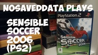Underrated games: Sensible soccer 2006 PS2 Gameplay