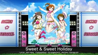 Playing through sweet & sweet holiday on Expert in Love Live! Schoo...