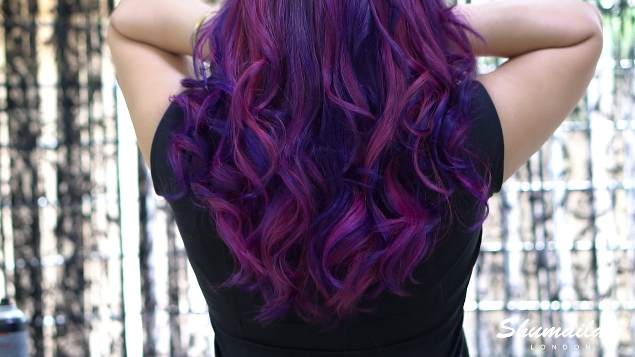 Balayage Fashion Hair Colour Lahore Pakistan Shumaila S Beauty London Youtube