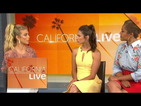 AnnaLynne McCord Talks Self-Love and Healing | California Live | NBCLA
