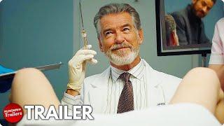 FALSE POSITIVE Trailer (2021) Creepy Pierce Brosnan Horror Movie