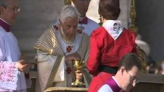 Communio - Domine Dominus noster