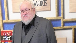 George R.R. Martin announced the news Wednesday, while also reveali...