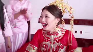 Funny Wedding in China