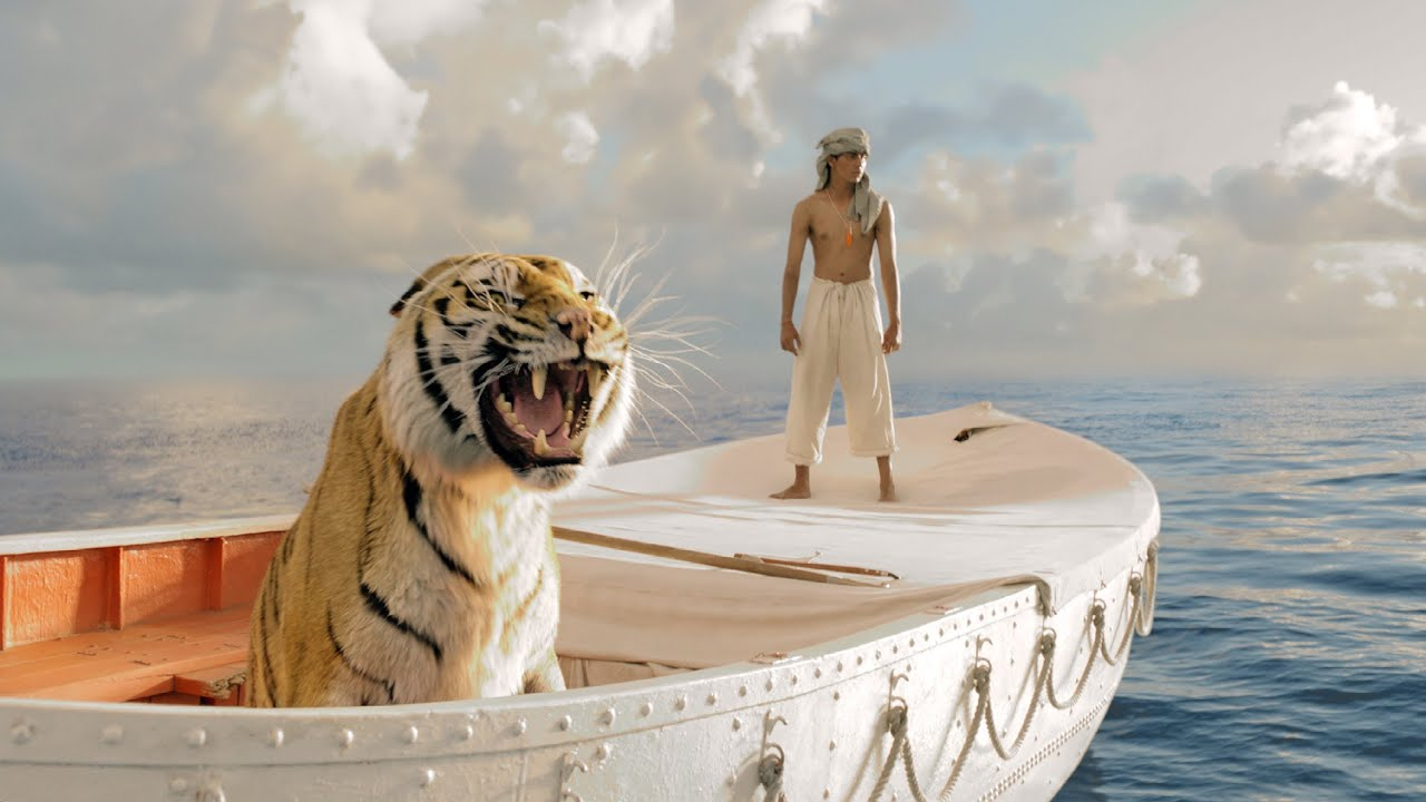 Life Of Pi - Official Trailer - YouTube