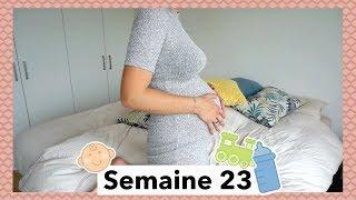 Retour de la fatigue et contractions - Grossesse 23 SA