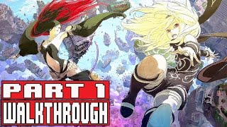 Gravity Rush 2 Gameplay Walkthrough Part 1 (PS4 Pro) - No Commentary