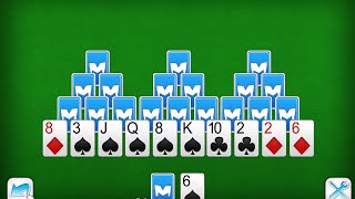 Tripeaks Solitaire  - Magma Mobile Game