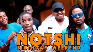 Notshi feat. Maxhoba - Birthday Weekend (Music Video)