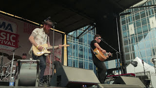 Brothers Osborne - Stay A Little Longer - LIVE at CMA Music Festival