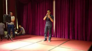 Tong hua - Guang Liang karaoke.