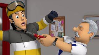 Strażak Sam | Bez kasków Elvis! | Nowe odcinki | Taniec strażaków  Bajki dla dzieci