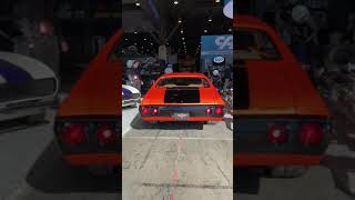 Rolling in to Sema 2019