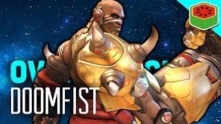DOOMFIST - Overwatch Gameplay (NEW HERO!)