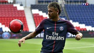 Reportage sur Neymar PSG