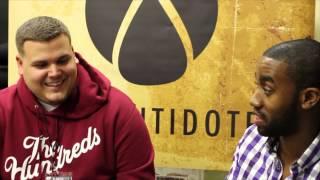 Alex Faith (@alexfaithATL) Interview Pt.1 with AntidoteTV (@#AntidoteTV) (@Burns23)