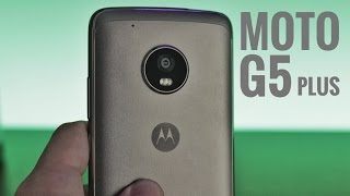 REVIEW: Moto G5 Plus (en español)