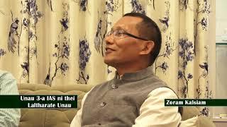 Cover images Unau Pathuma IAS ni thei Lalthara te unau