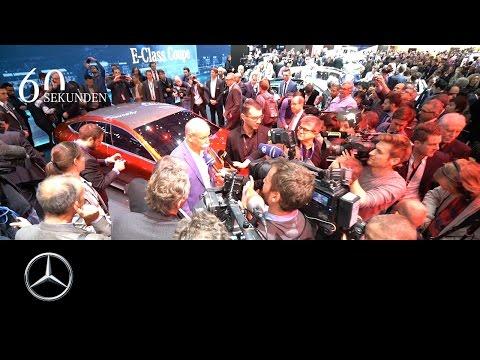 60 seconds Geneva - Mercedes-Benz original.
