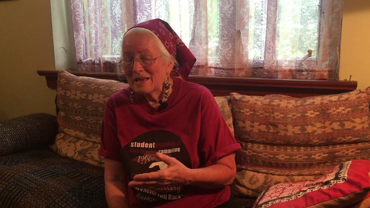 Julian Bond Oral History Project: Joan Trumpauer Mulholland