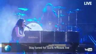 Evanescence - My Heart Is Broken (Live Rock In Rio 2011)