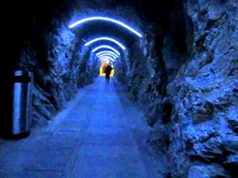 Tunnel Through The Eiger Youtube