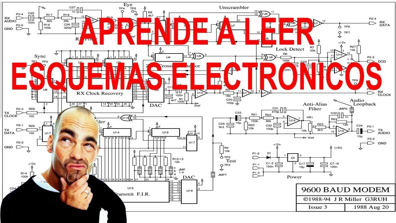 Como Leer Diagramas Electr U00f3nicos Facilmente