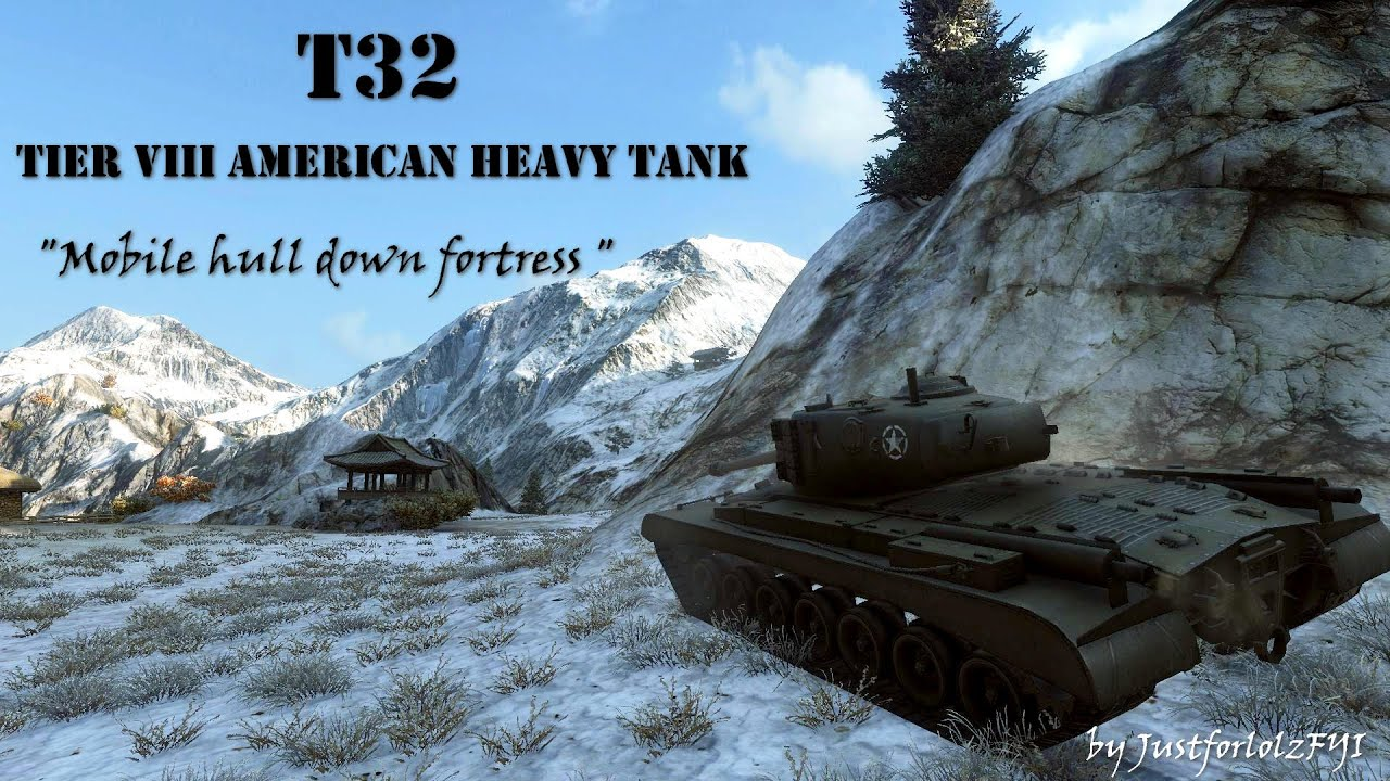 World of Tanks - T32 Review & Gameplay