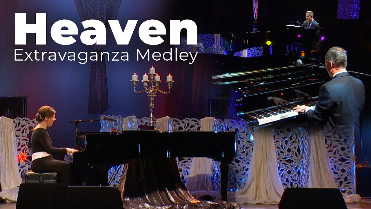 Heaven Extravaganza Medley | Kim Collingsworth ft. Stan Whitmire & Tim Parton
