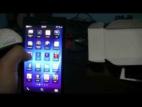 Eksklusif Review: BlackBerry Z3 Jakarta Edition! (Bahasa Indonesia)