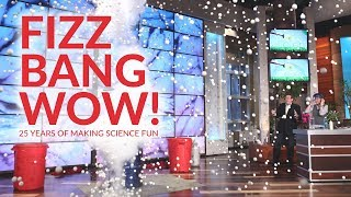 Fizz, Bang, Wow! 25 Years of Making Science Fun