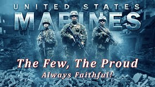 Marines - The Few, The Proud