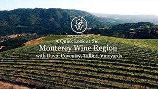 Monterey Wine Region